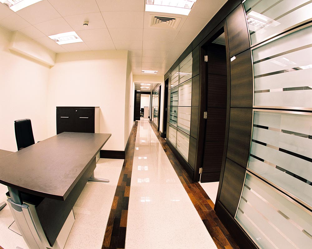 Al Qudra Holding Offices