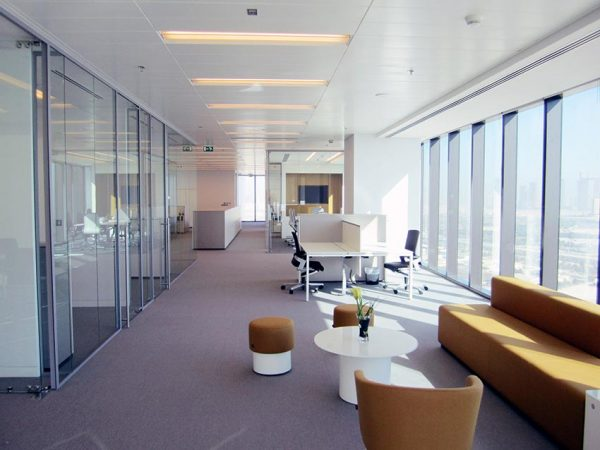 Aabar Offices, IPIC<i>Abu Dhabi, UAE</i>