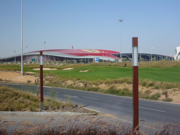 Yas Golf Links<i>Abu Dhabi, UAE</i>