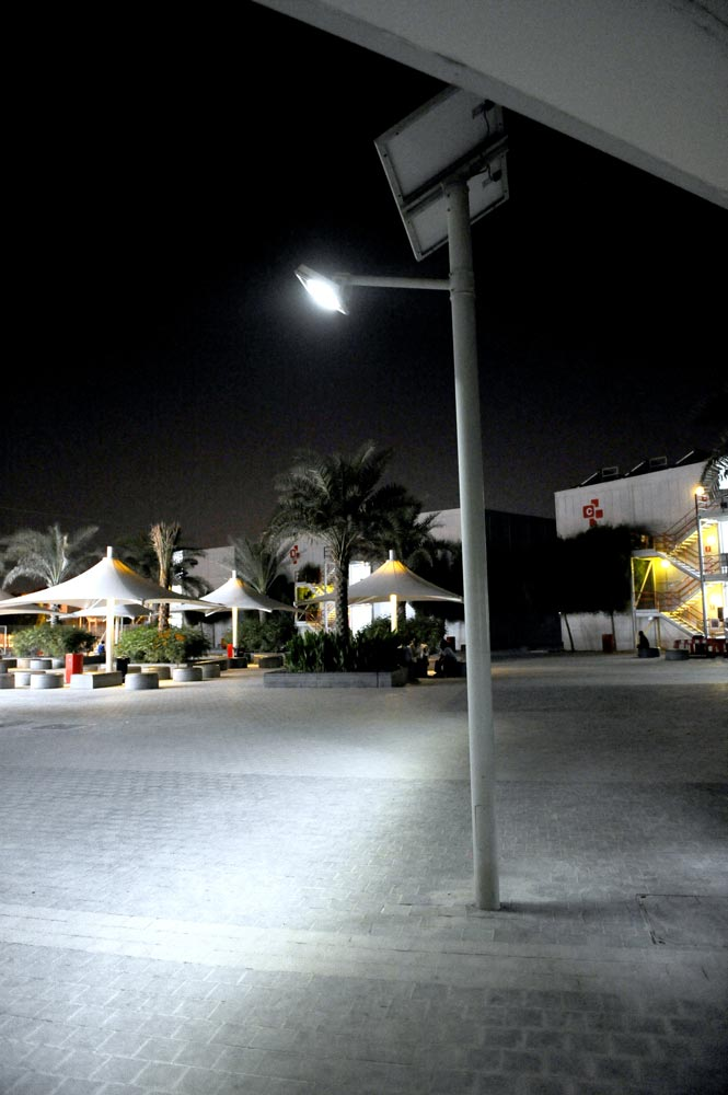 Saadiyat Labour camp