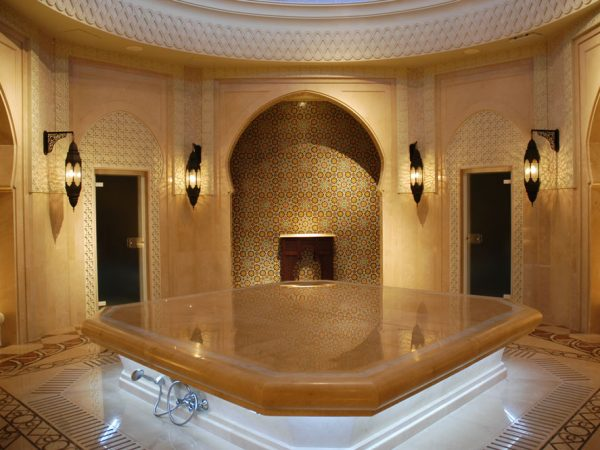 Emirates Palace Spa<i>Abu Dhabi, UAE</i>