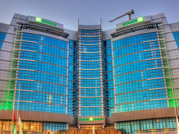 Danet Holiday Inn<i>Abu Dhabi, UAE</i>