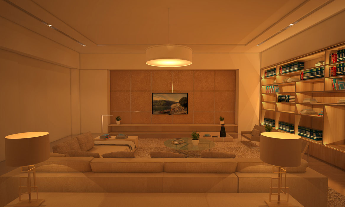 Private Living Room